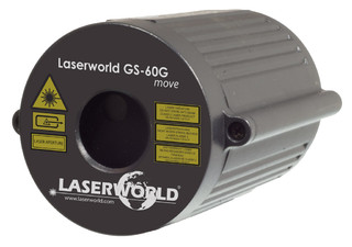 Laser Laserworld GS-60G move